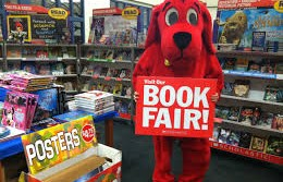 Book Fair October 21st-25th