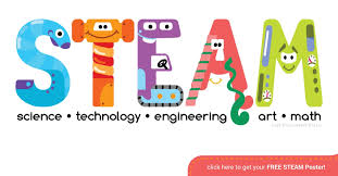 STEAM & Makerspace Activities in the Library
